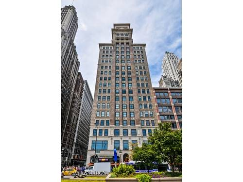 6 N Michigan Unit 1109, Chicago, IL 60602 Loop