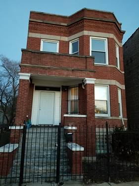 6243 S Hermitage, Chicago, IL 60636