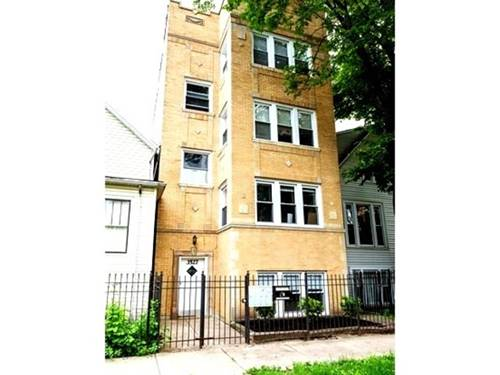 3527 W Mclean Unit 2, Chicago, IL 60647 Logan Square