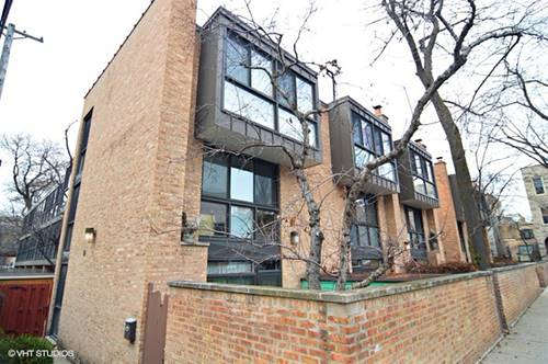 3012 N Waterloo Unit 2, Chicago, IL 60657 Lakeview