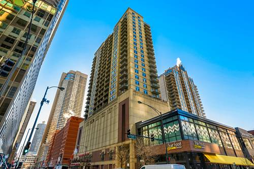 630 N State Unit 1609, Chicago, IL 60654 River North