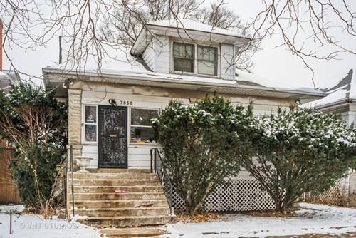 7650 S Cregier, Chicago, IL 60649