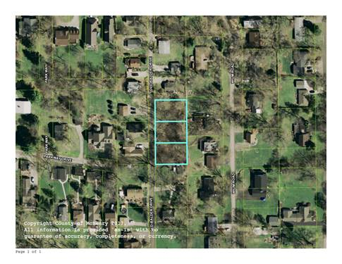 lot 6-8 Balder, Cary, IL 60013