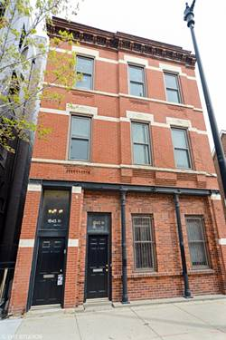 1845 N Halsted Unit 2, Chicago, IL 60614 Lincoln Park