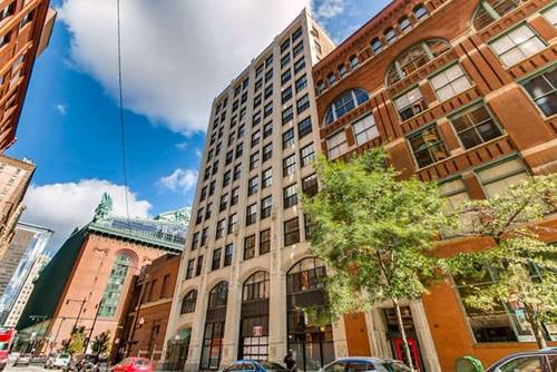 523 S Plymouth Unit 1103, Chicago, IL 60605 South Loop