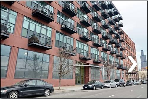 1224 W Van Buren Unit 208, Chicago, IL 60607
