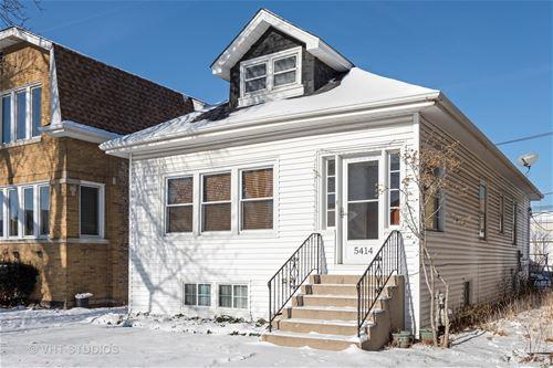 5414 W Eddy, Chicago, IL 60641