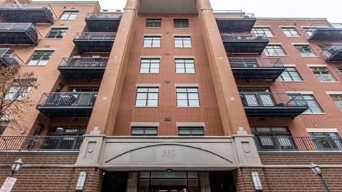 330 N Clinton Unit 501, Chicago, IL 60661 Fulton Market