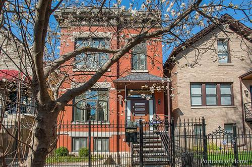 1624 N Claremont, Chicago, IL 60647 Bucktown