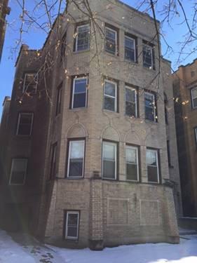 6323 N Francisco, Chicago, IL 60659