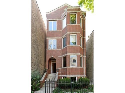 830 N Hermitage Unit 1, Chicago, IL 60622