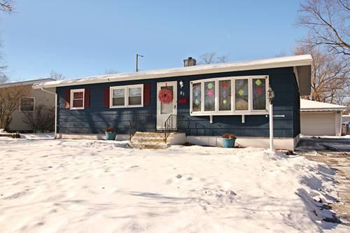 61 Arrowhead, Thornton, IL 60476