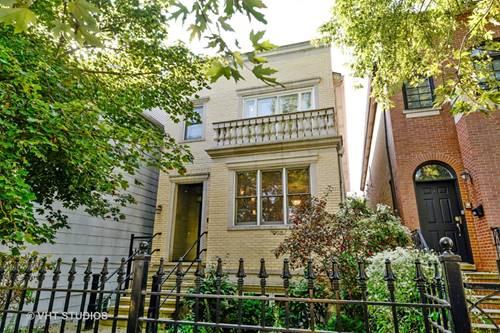 1735 W Newport, Chicago, IL 60657 Roscoe Village
