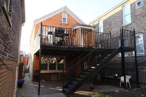 3416 S Bell, Chicago, IL 60608