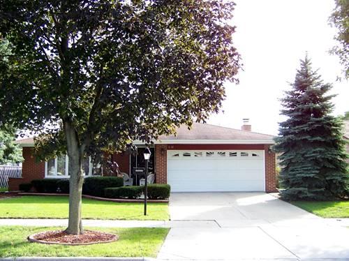 5337 W 88th, Oak Lawn, IL 60453