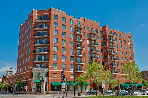 515 Main Unit 809, Evanston, IL 60202