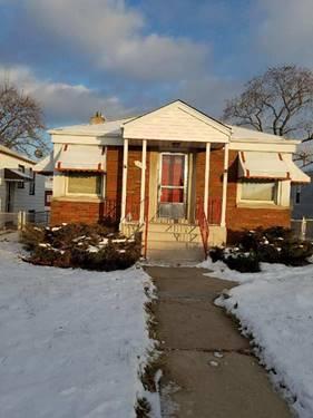 6237 S Natchez, Chicago, IL 60638