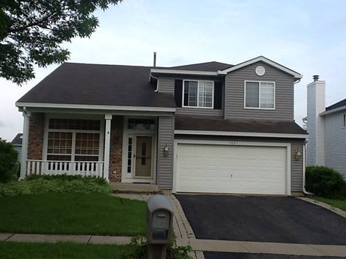1031 Brittany Bend, Lake In The Hills, IL 60156