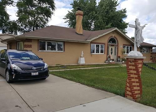8040 W 91st, Hickory Hills, IL 60457