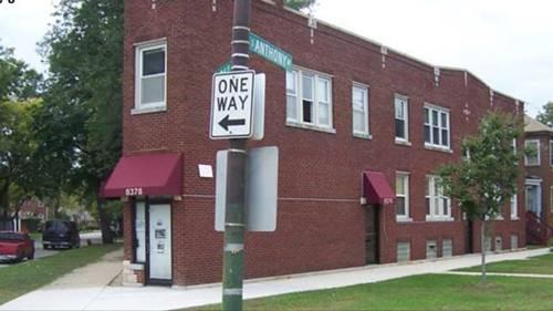 8372 S Anthony, Chicago, IL 60617