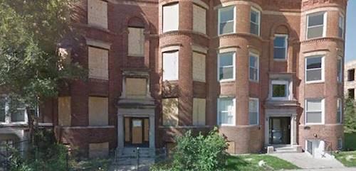 4526 S Calumet, Chicago, IL 60653