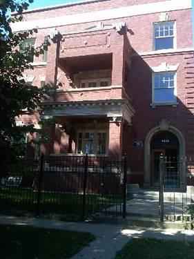 4534 S Ellis Unit GN, Chicago, IL 60653
