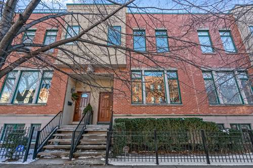 2757 N Bosworth, Chicago, IL 60614 West Lincoln Park