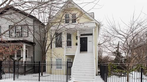 3426 N Claremont, Chicago, IL 60618 Roscoe Village