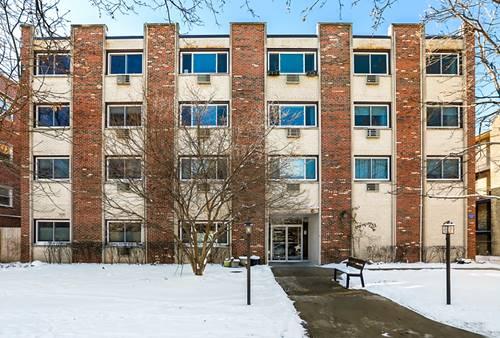 1234 Elmwood Unit 4F, Evanston, IL 60202