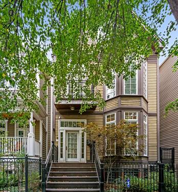 1336 W George, Chicago, IL 60657 Lakeview