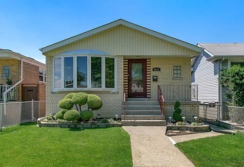 4812 S Lockwood, Chicago, IL 60638