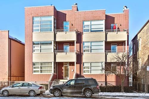 1502 W Augusta Unit 3W, Chicago, IL 60642 Noble Square
