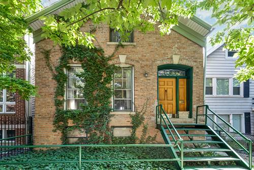 1243 N Marion, Chicago, IL 60622 Wicker Park