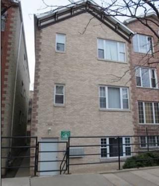 1452 W Cortez Unit 1F, Chicago, IL 60642 Noble Square