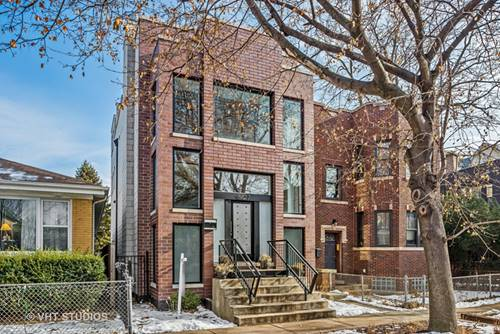 3427 N Claremont, Chicago, IL 60618