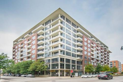 901 W Madison Unit 512, Chicago, IL 60607 West Loop