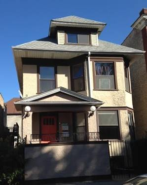 2451 N Sawyer Unit 1, Chicago, IL 60647 Logan Square