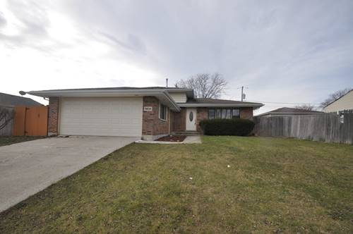 16834 92nd, Orland Hills, IL 60487