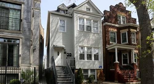 1914 W Henderson, Chicago, IL 60657 Roscoe Village