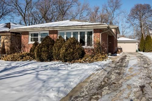 1700 Marvin, Park Ridge, IL 60068