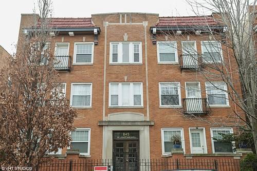 845 W Lawrence Unit 3E, Chicago, IL 60640 Uptown