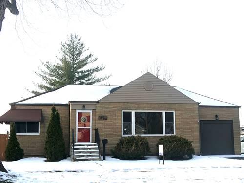 9112 Lynwood, Oak Lawn, IL 60453