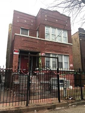 2321 N Kostner, Chicago, IL 60639