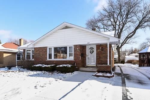 409 S Lewis, Lombard, IL 60148