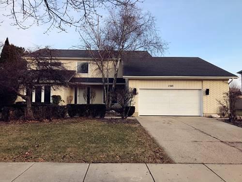 1303 Hidden Lake, Buffalo Grove, IL 60089