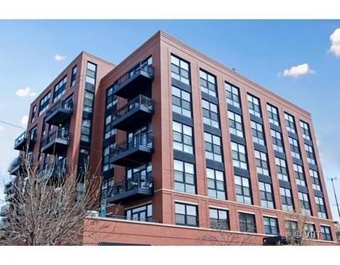1260 W Washington Unit 606, Chicago, IL 60607