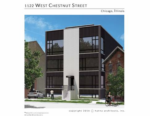 1122 W Chestnut Unit 1W, Chicago, IL 60642
