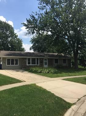 529 Carr, Schaumburg, IL 60193