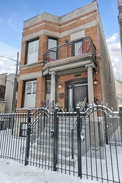 2313 W Dickens, Chicago, IL 60647