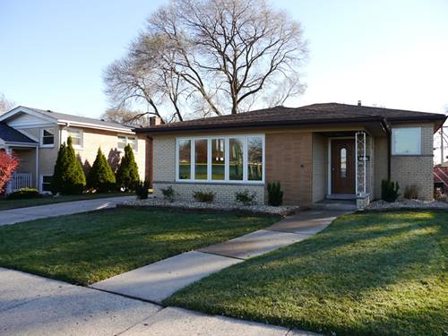 5537 W 99th, Oak Lawn, IL 60453